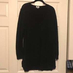🖤Old Navy black v neck sweater🖤 size XXL